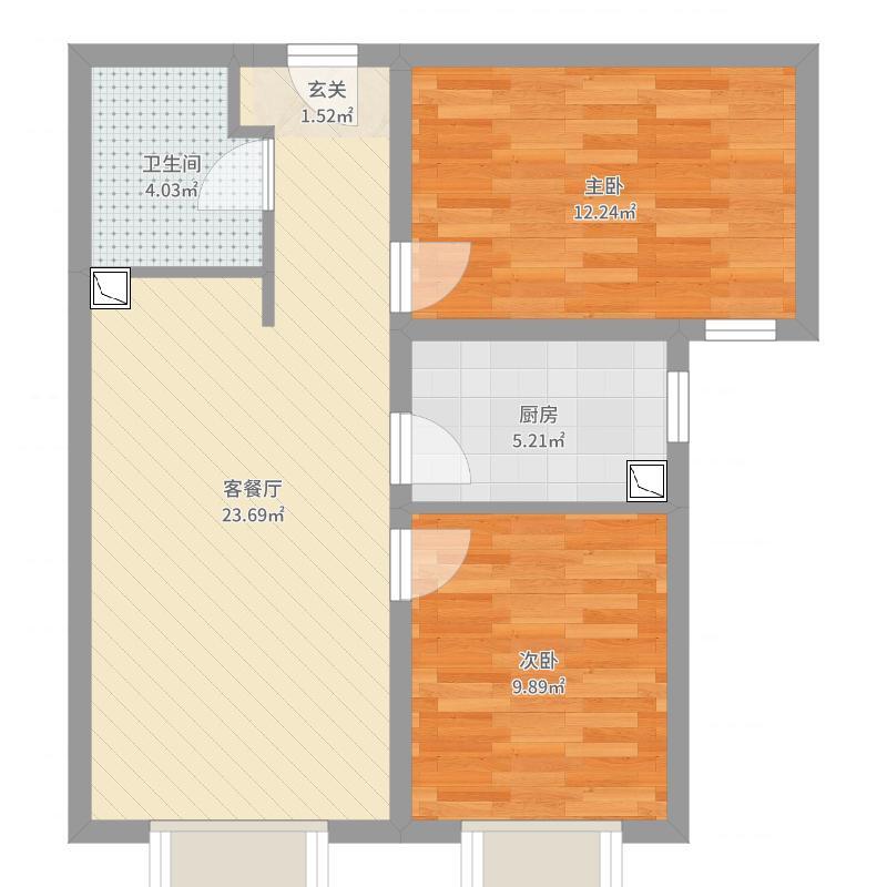 廊坊_理想_2017-05-25-1442户型图