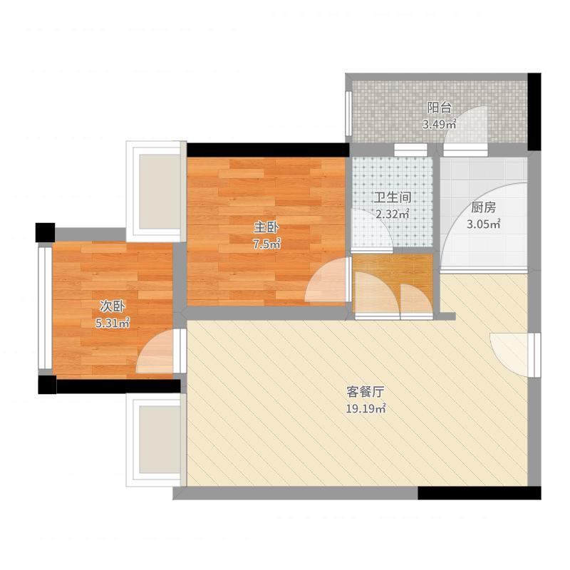 重庆_华宇温莎小镇_2017-05-25-1838户型图