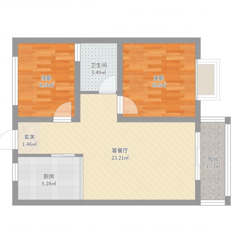 苏州_水岸香堤_2017-05-25-1504户型图