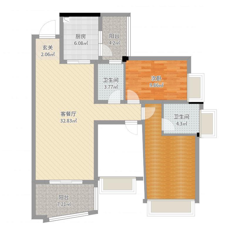 重庆_重庆雅居乐_2017-05-25-1956户型图