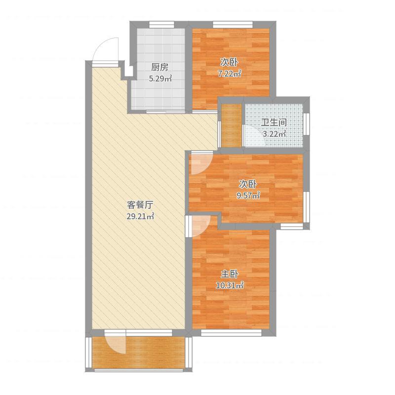 沈阳_中海城_2017-05-26-0714户型图