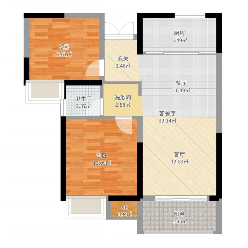 南京_威尼斯水城_2017-05-26-1301户型图