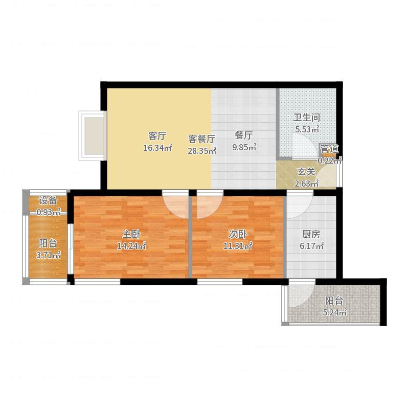 北京_丽水嘉园_2017-05-27-0013户型图