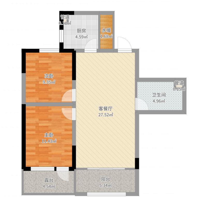 沈阳_奥园会展广场_2017-05-27-1428-副本户型图
