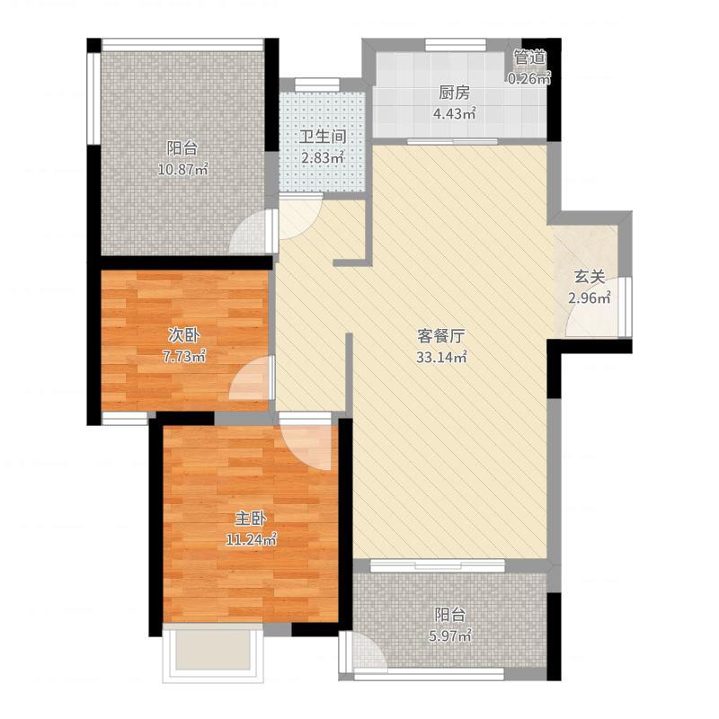 苏州_伟业迎春城橙家_2017-05-27-1750户型图