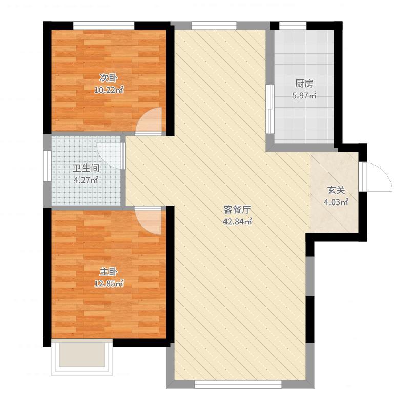 天津_振业名邸_2017-05-28-1621户型图