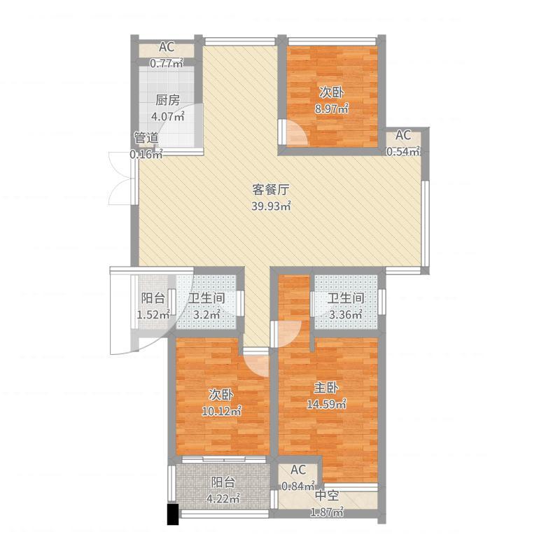 常州_青山湾_2017-05-29-1148户型图