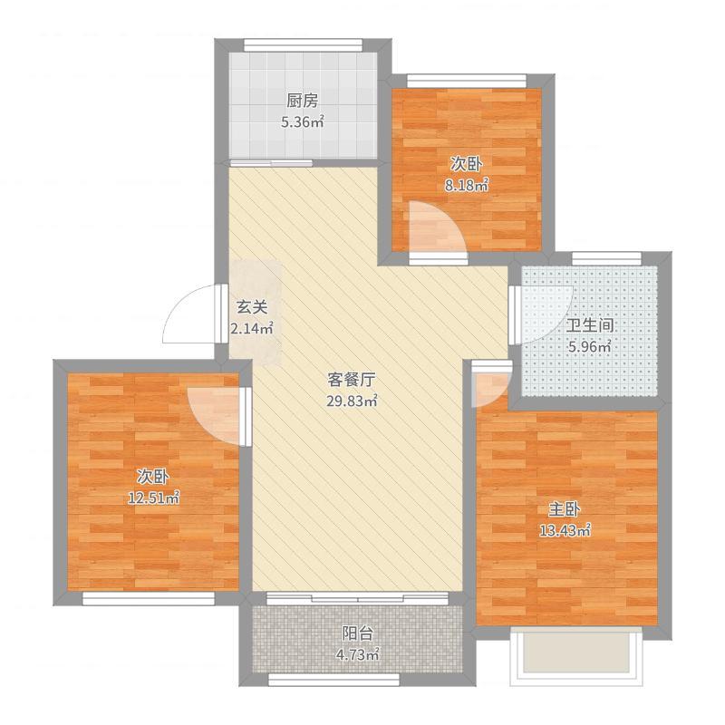 连云港_公园里_2017-05-29-0856户型图