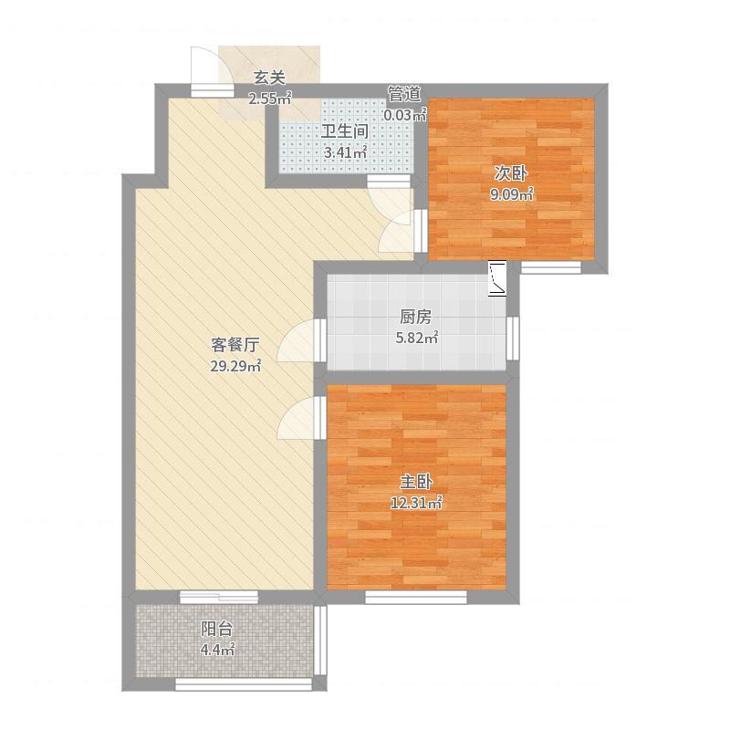 衡水_香榭丽都_2017-05-29-1508户型图