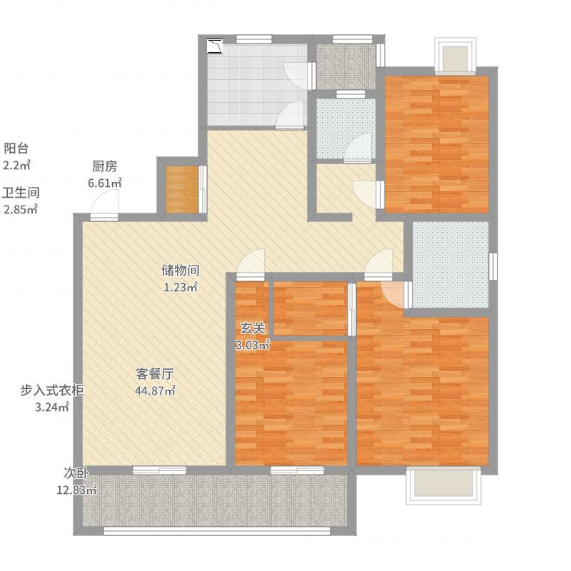苏建阳光新城-副本户型图