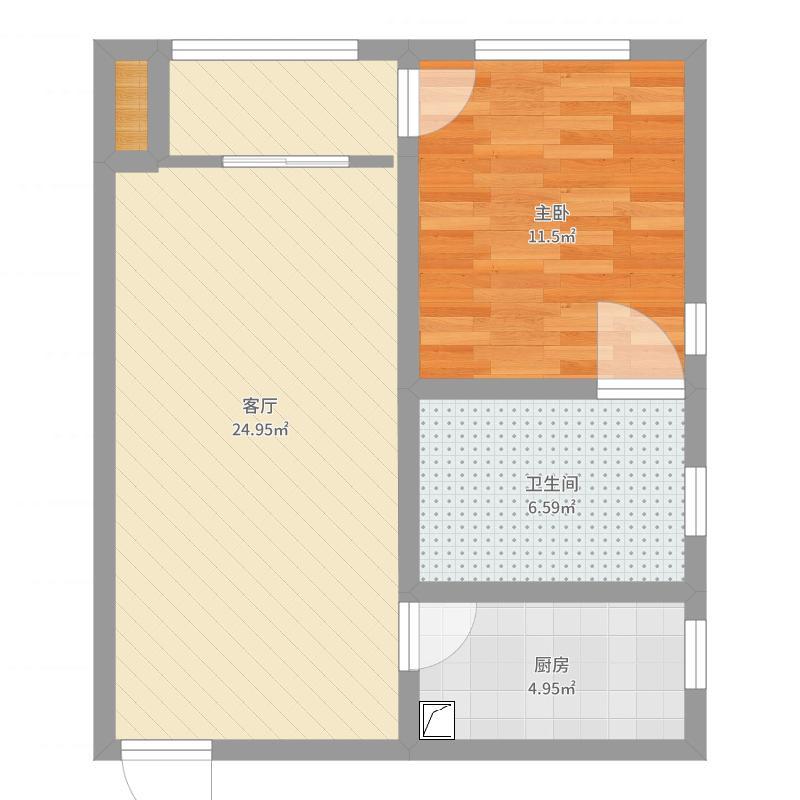 天津_欣桃园_2017-05-30-1158户型图