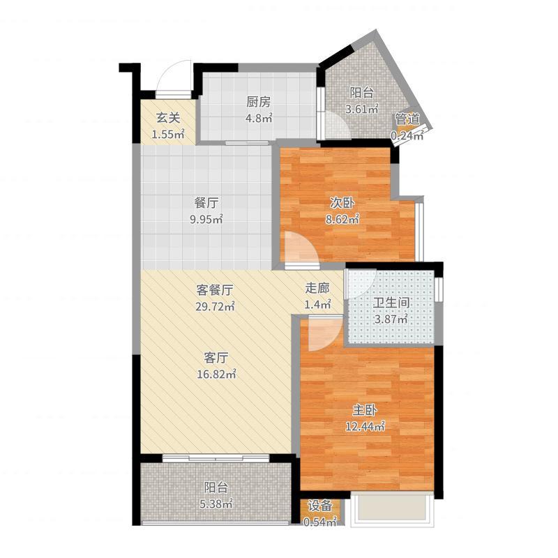重庆_世纪金源御府_2017-05-30-0900户型图
