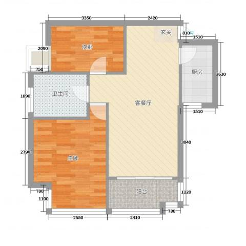 中兴财富国际公寓79