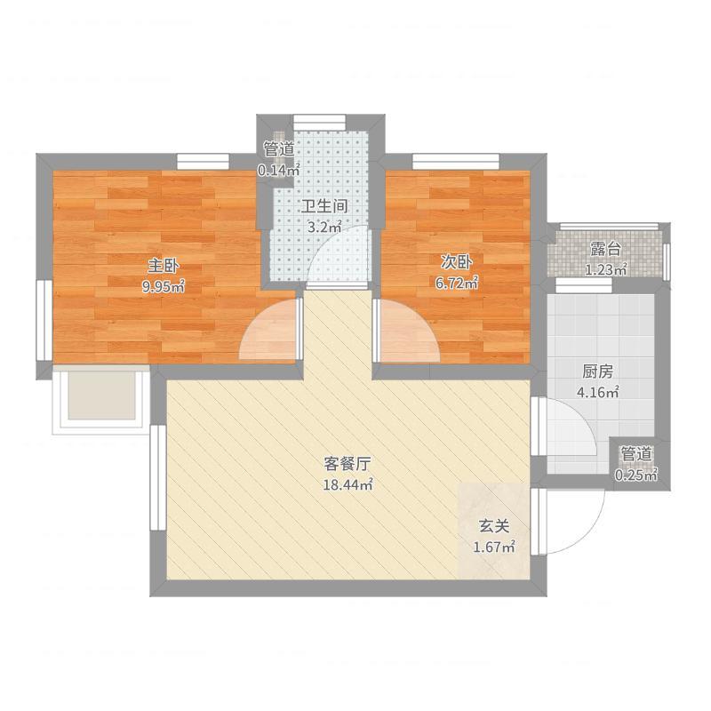 碧桂园・太阳城户型图