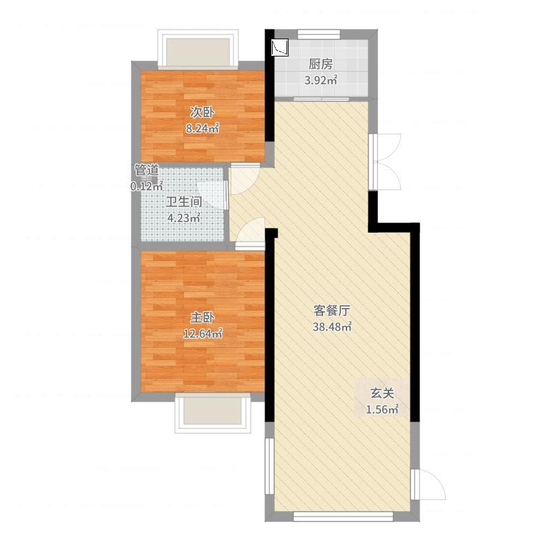 帝景豪庭3户型图