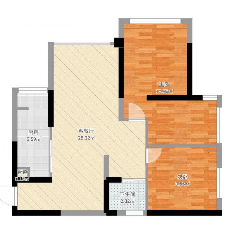 重庆_远洋香派_2017-06-24-1828户型图