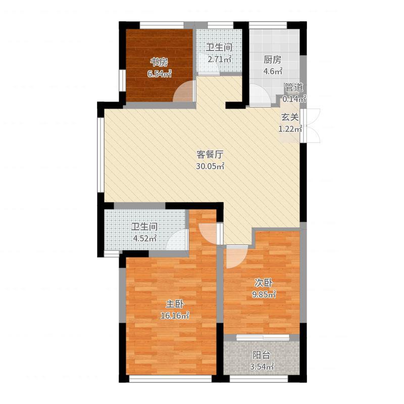 苏州_中南世纪城_2017-06-26-1250户型图