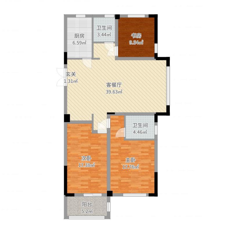 徐州_欢乐城_2017-06-27-1530户型图