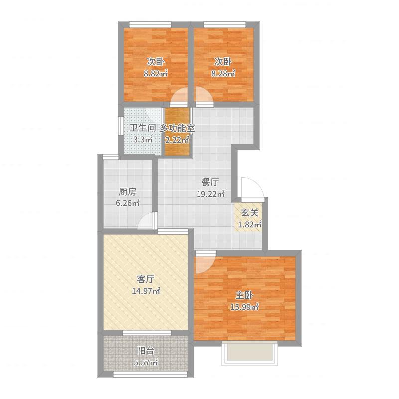 保定_定州缔景城_2017-06-28-1730户型图