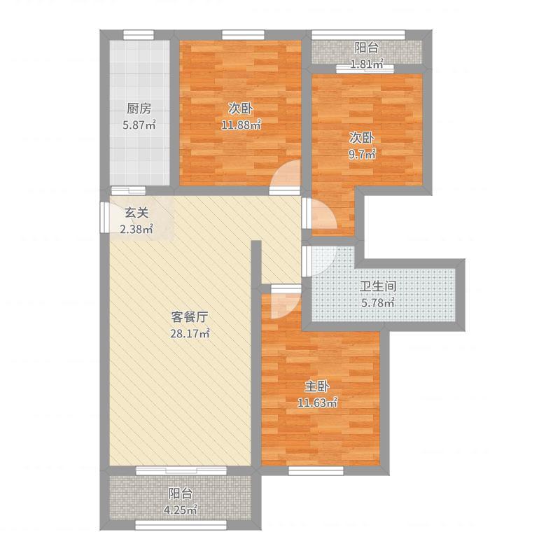 廊坊_尚城国际_2017-06-29-1537户型图