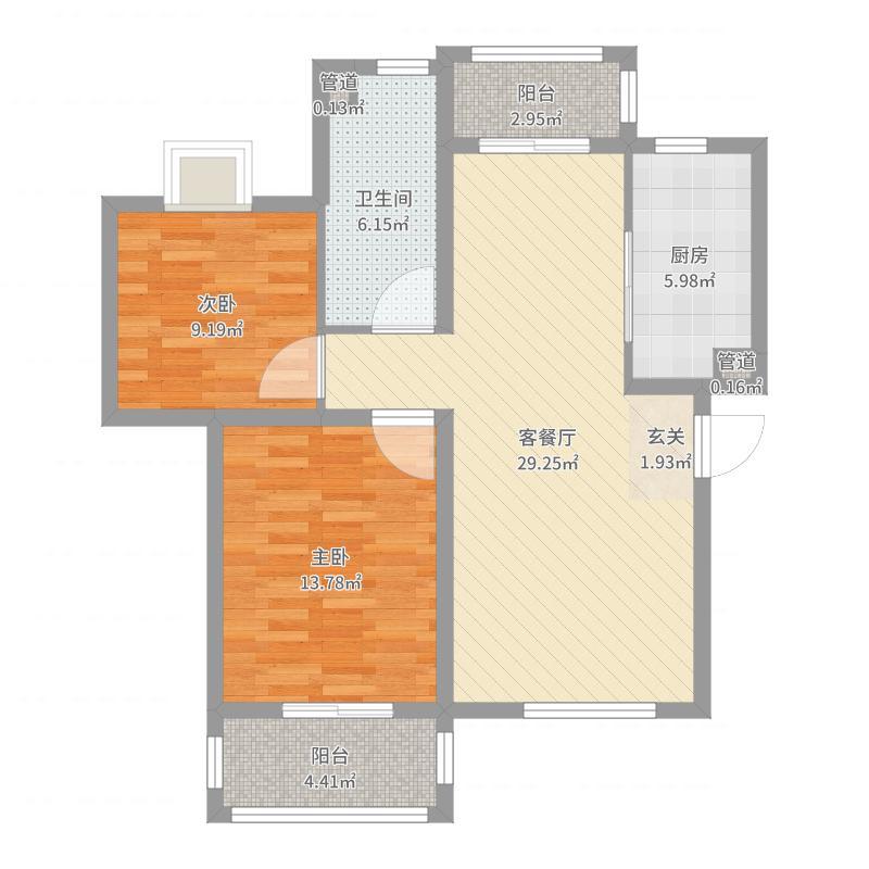 营口_银河・上园_2017-07-17-1139户型图