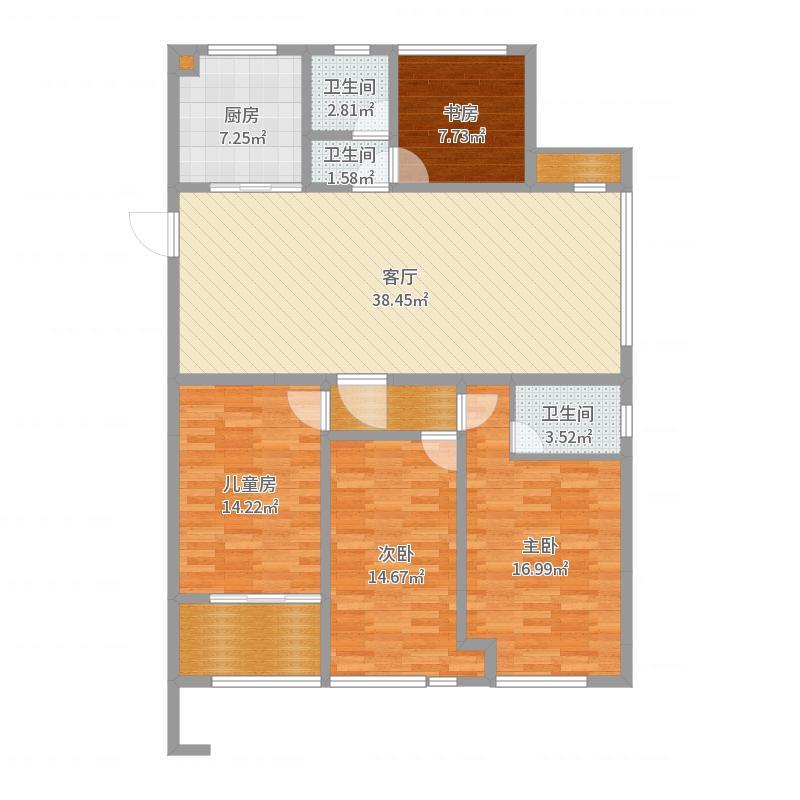 沙发墙-副本-副本户型图
