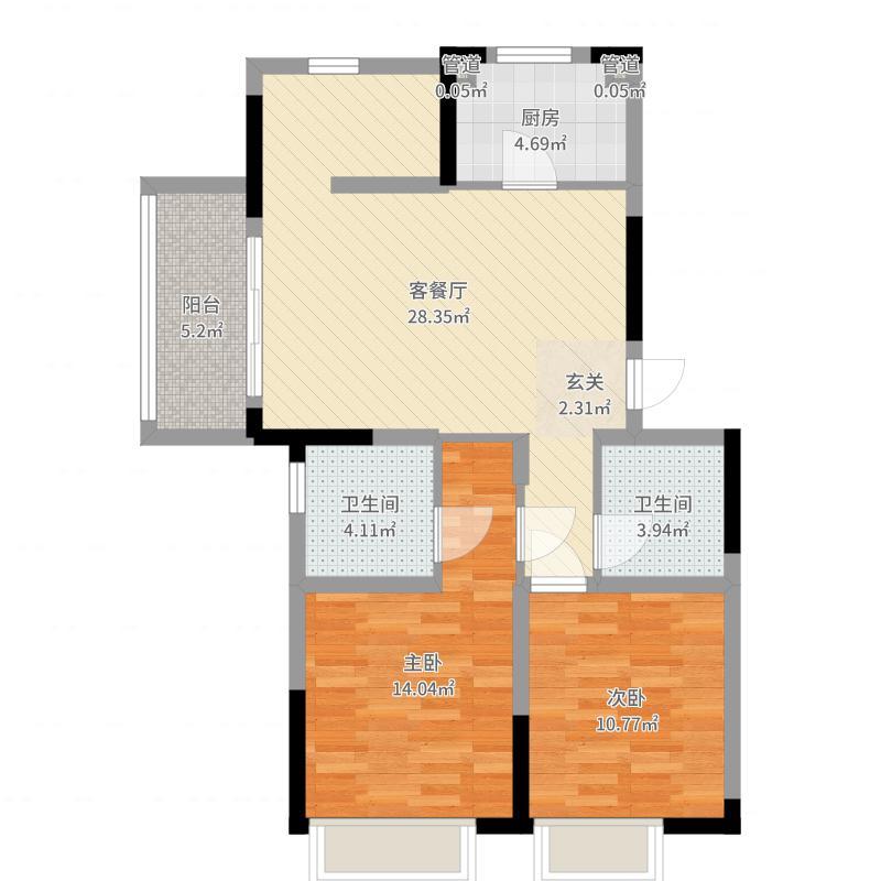 南京_世茂荣里_2017-07-21-1536户型图