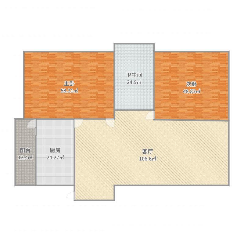 华润海中国户型图