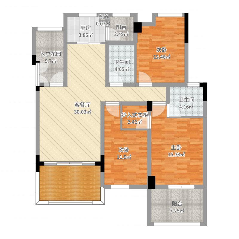 重庆_御景国际_2017-07-23-1149户型图