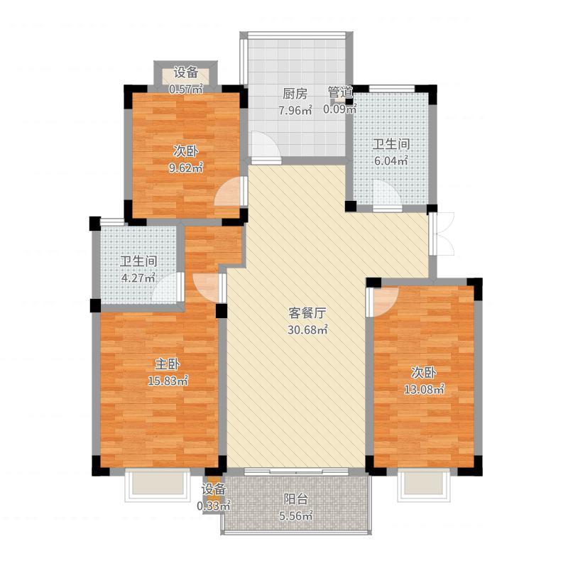 新华城市家园户型图