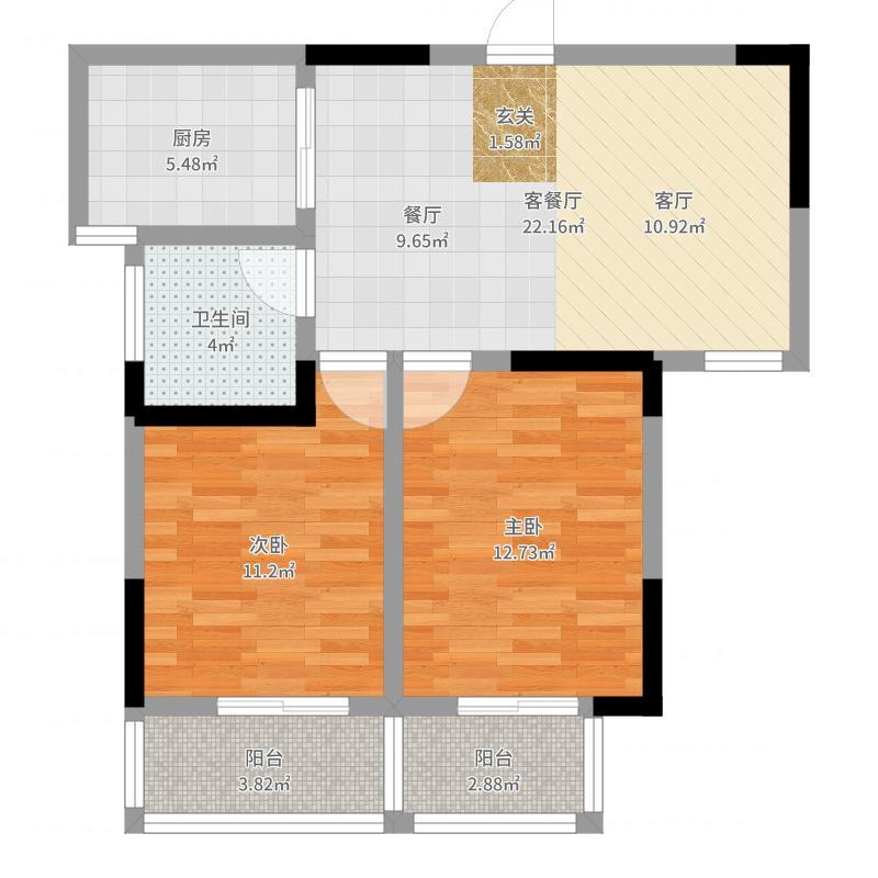连云港_景城名郡_2017-07-23-1726户型图