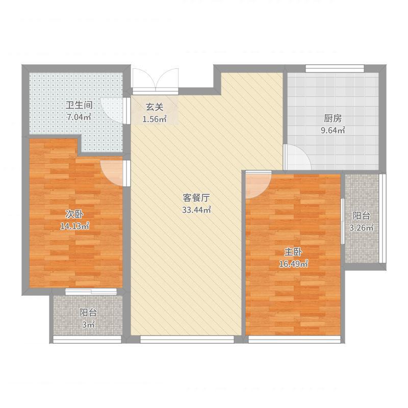 保定_华中国宅华园_2017-07-25-1024户型图