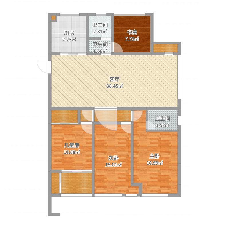 沙发墙-副本户型图