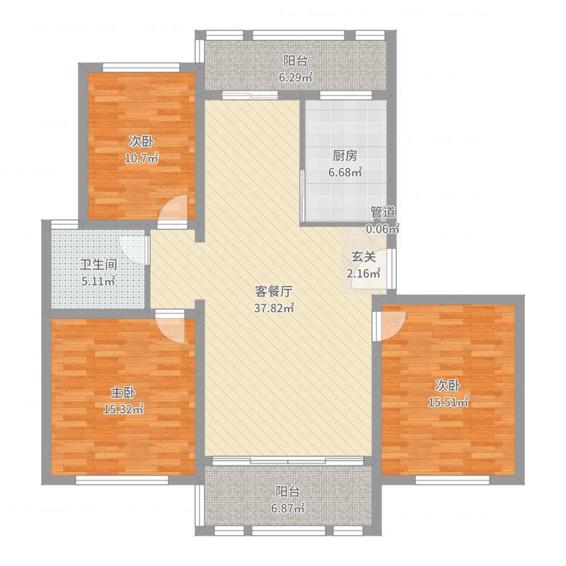 吴商雅苑户型图