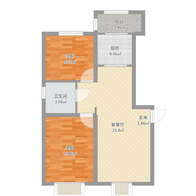 天津_宝能城_2017-07-26-0927户型图