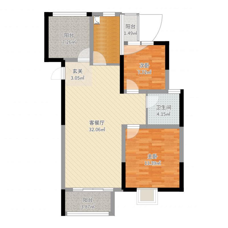 苏州_华丽家族太湖汇景_2017-07-26-1338户型图