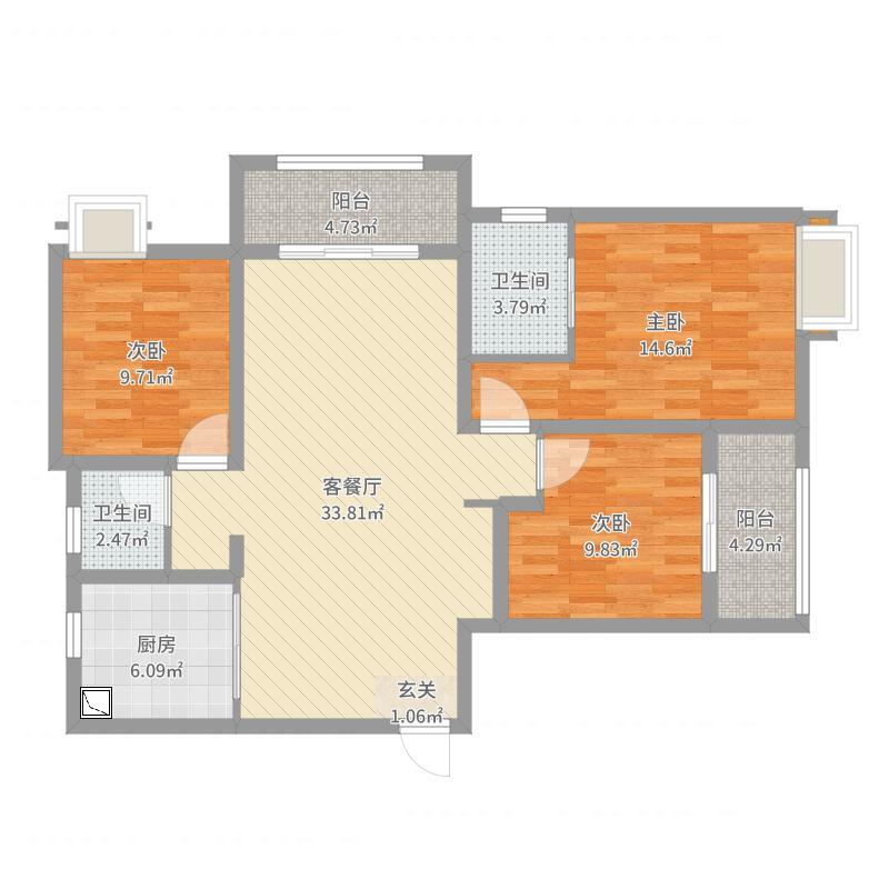 南京_威尼斯水城_2017-07-26-1823户型图
