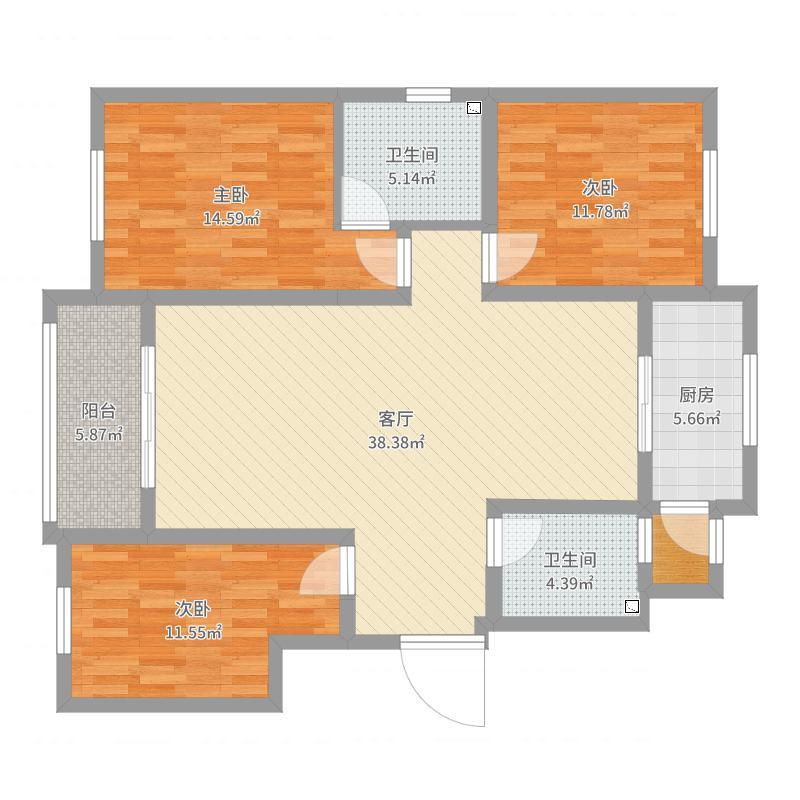 运城_wanhe_2017-07-25-1217-副本户型图