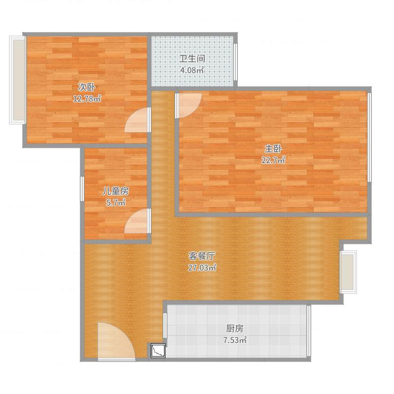 重庆_巫溪_2017-07-27-0951户型图
