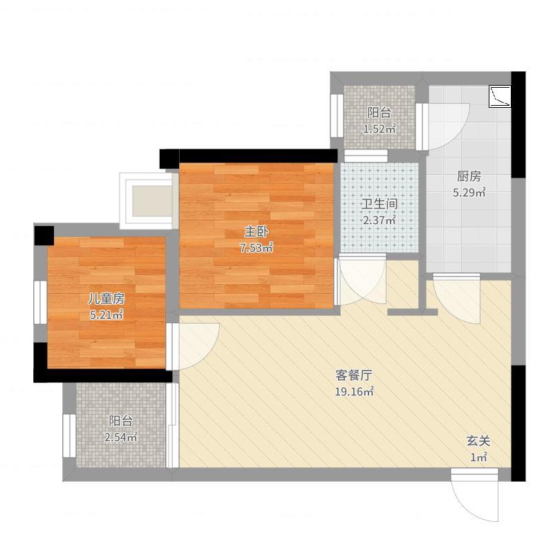 佰乐街-副本户型图