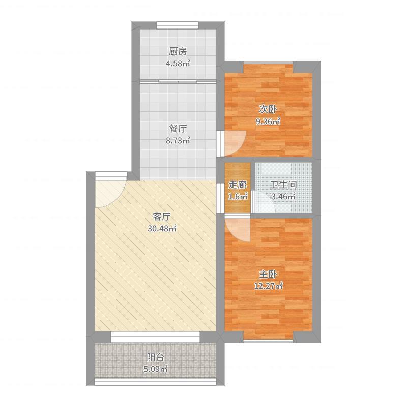 明清商业街3-9-201-副本户型图