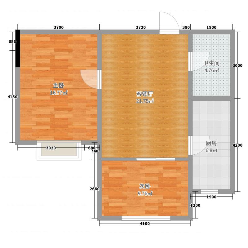 金桥小学学区房户型图