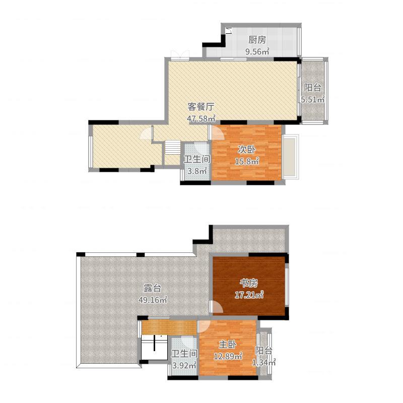 重庆_首地江山赋_2017-08-17-0019户型图