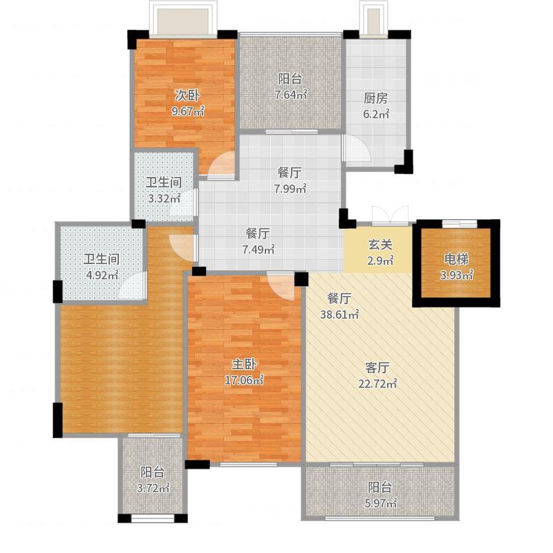 重庆_和泓四季_2017-08-18-1902户型图