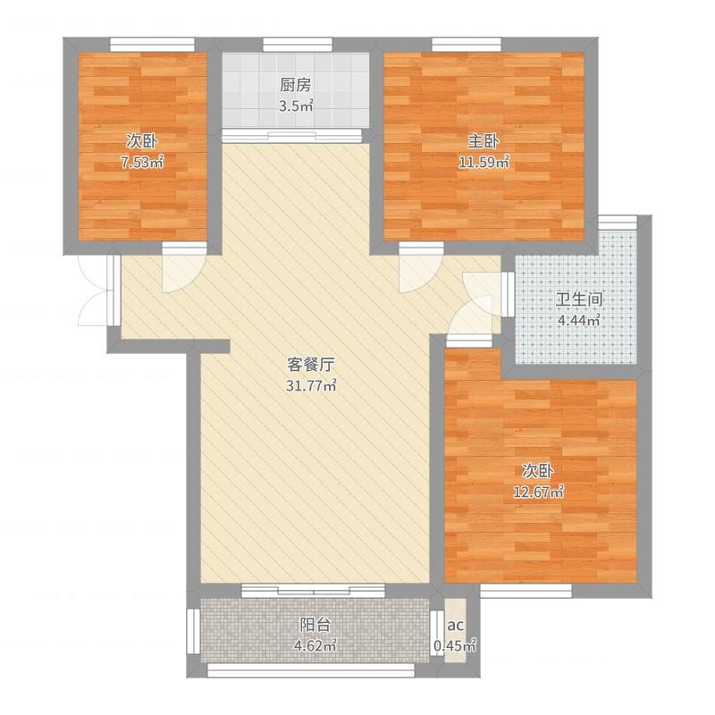 维多利橄榄城维多利橄榄城户型图户型图户型10室-副本户型图