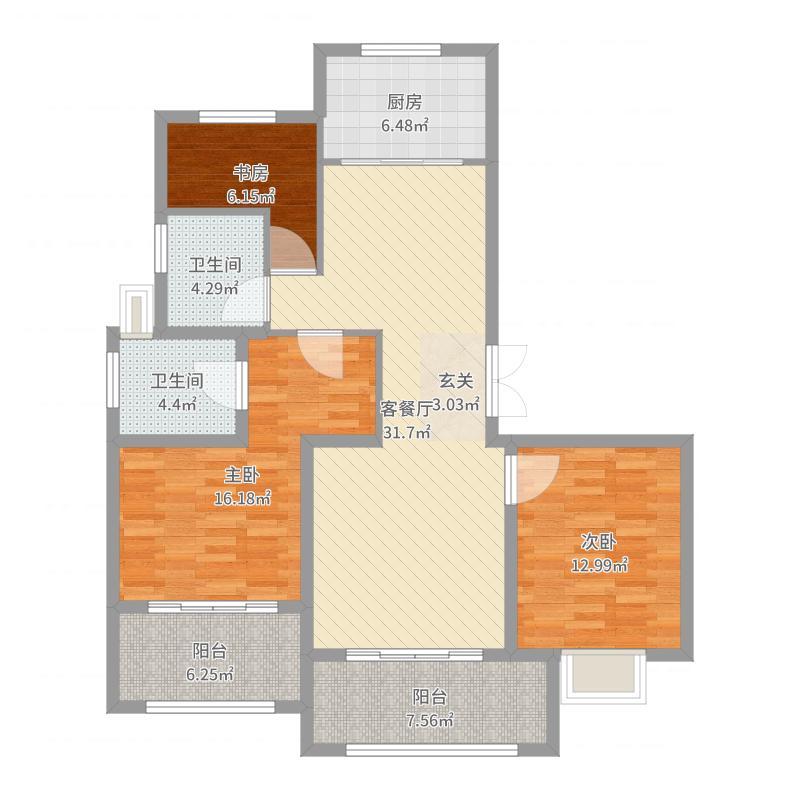 中交�Z庭户型图