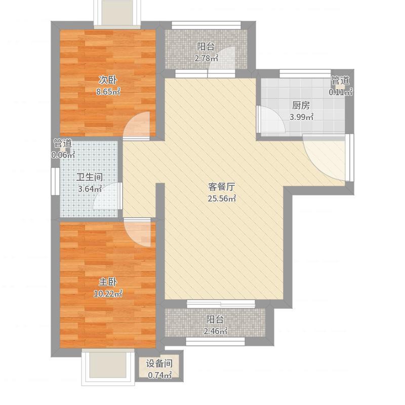 南通_绿城玉兰公寓_2017-08-20-2143户型图
