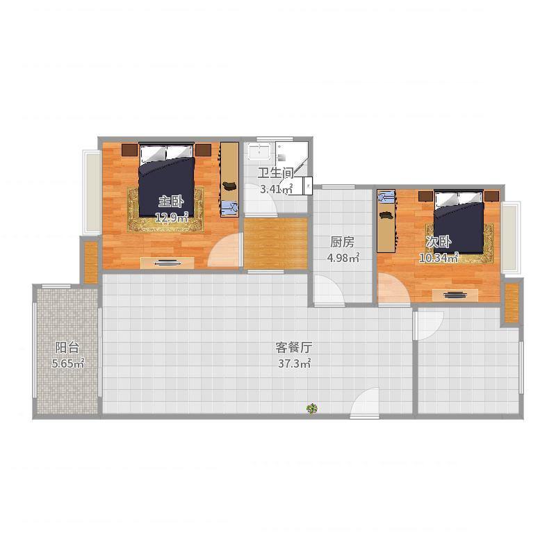 苏州_澜调国际_2017-08-21-1113户型图