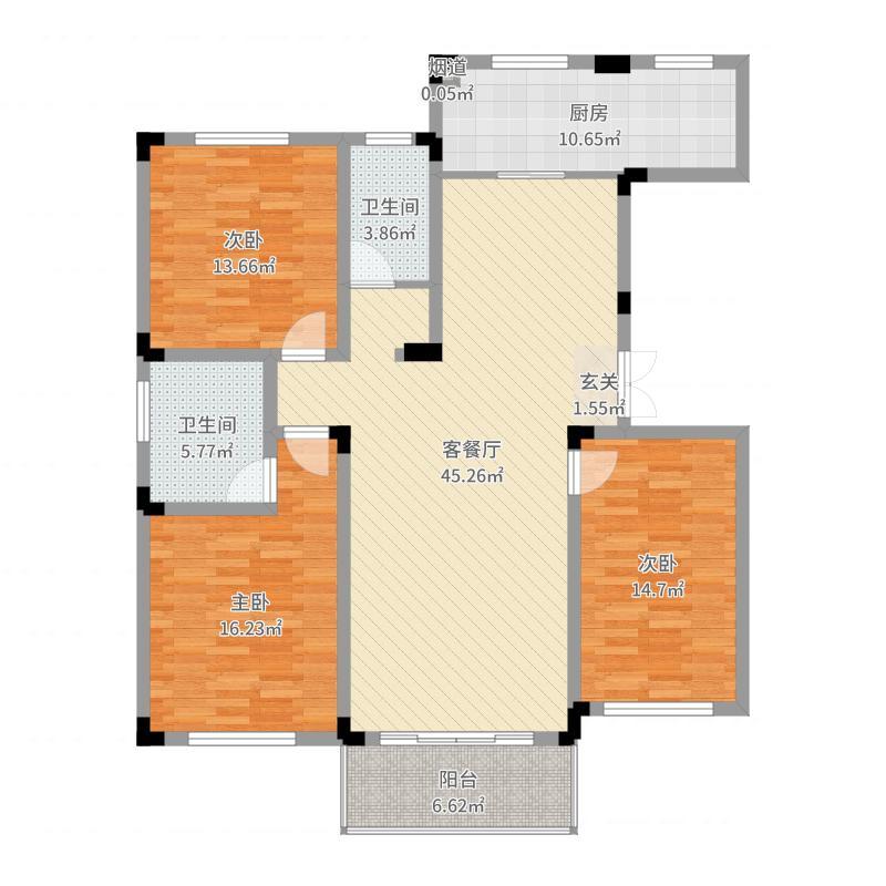 苏宁钟山朝阳府户型图