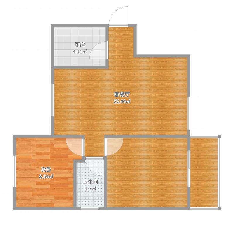 王建---惠润家园方案户型图